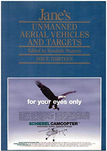 9780710612571: Jane's Unmanned Aerial Vehicles and Targets 1995-96