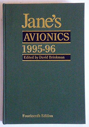 9780710612588: Jane's Avionics