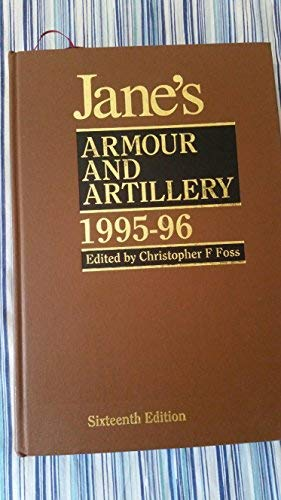 Jane's Armour and Artillery 1995-96