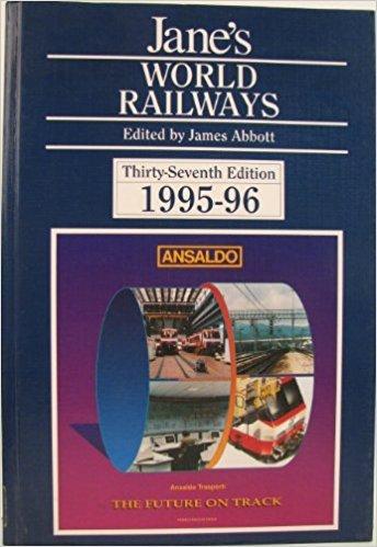 Jane's World Railways 1995-96 (Serial)