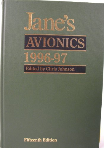 9780710613677: Jane's Avionics (Jane's Flight Avionics)