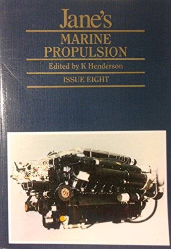 9780710615152: Jane's Marine Propulsion