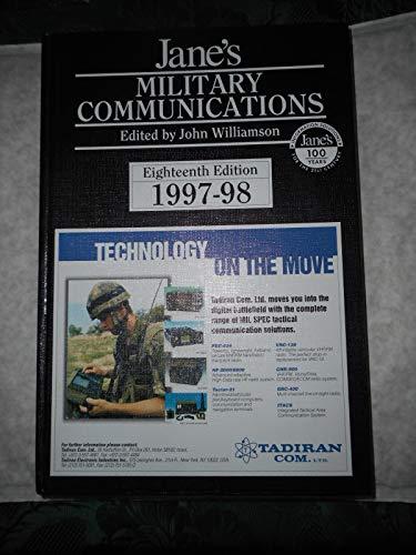 Jane's Military Communications 1997-98: Anon