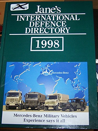 Jane's International Defence Directory 1998