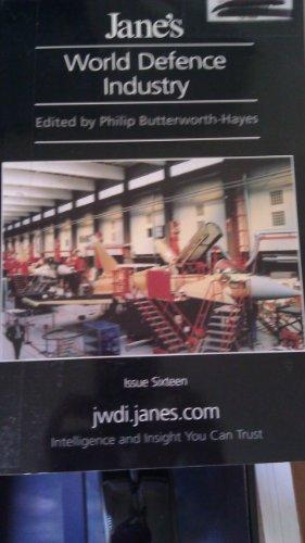 9780710616319: Jane's World Defense Industry (Jane's World Defence Industries)