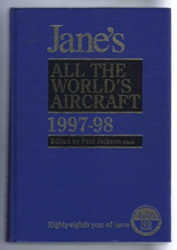 9780710617880: Jane's All the Worlds Aircraft 1998-99