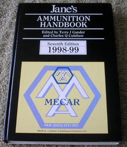 9780710617897: Jane's Ammunition Handbook