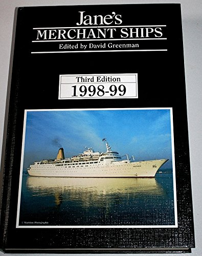 Jane's Merchant Ships 1998-99: Jane's Information Group