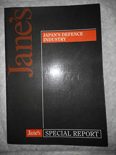 9780710618221: Japan's Defence Industry: Capabilities and Future Trends (Jane's Special Report)