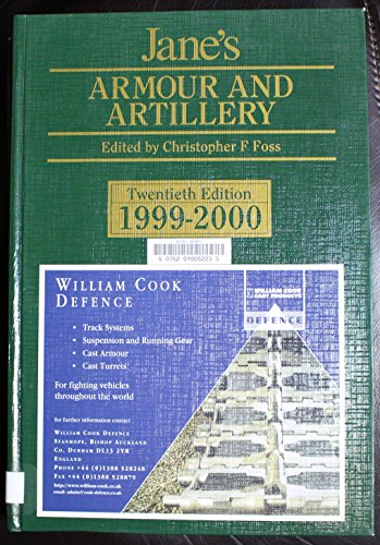 9780710619006: Jane's Armour and Artillery 1999-2000 (Jane's Armour & Artillery)