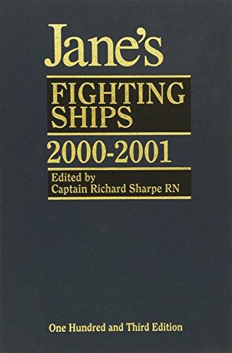 9780710620187: Jane's Fighting Ships 2000-2001