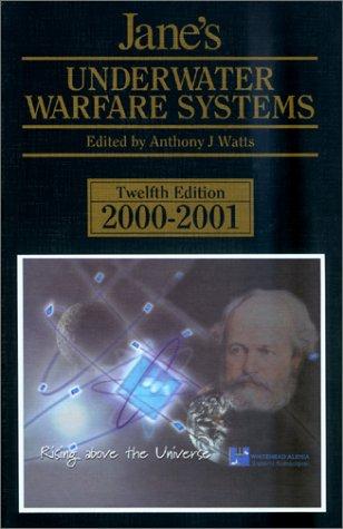 9780710620323: Jane's Underwater Warfare Systems 2000-2001