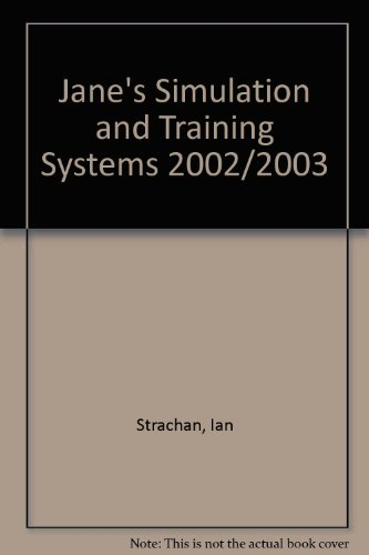 9780710624475: Jane's Simulation and Training Systems 2002-2003