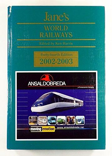 Jane's World Railways - 2002-2003: Ken Harris