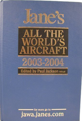 Jane's All the World's Aircraft 2003/2004 (IHS