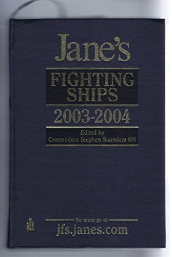 9780710625465: Jane's Fighting Ships, 2003-2004