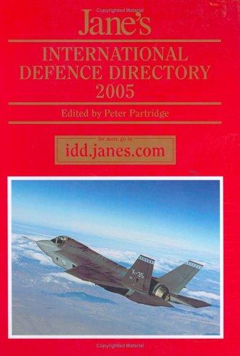 9780710626271: Jane's International Directory 2005 (JANE'S INTERNATIONAL DEFENSE DIRECTORY)