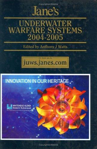 9780710626400: Jane's Underwater Warfare Systems 2004-2005