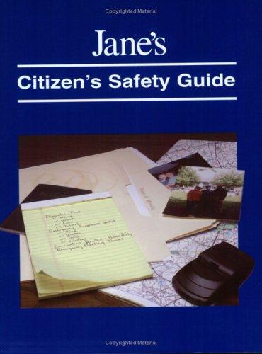 9780710626615: Jane's Citizen's Safety Guide (Security Handbooks)