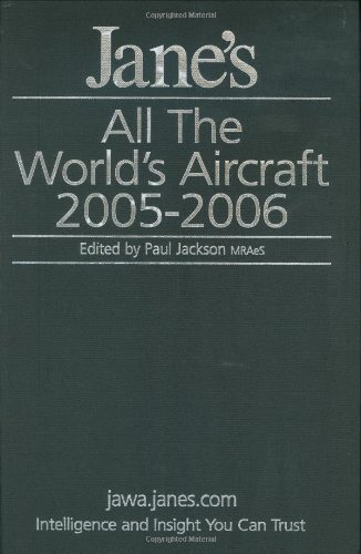9780710626844: Janes All Worlds Aircraft (Jane's All the World's Aircraft)