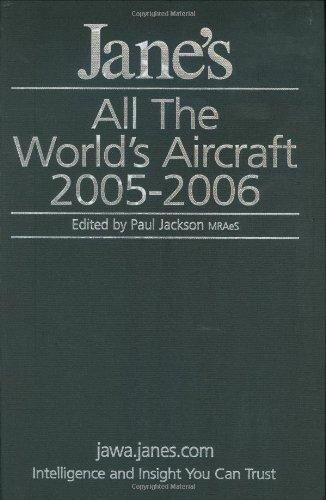 Jane's All the World's Aircraft 2005/2006 (IHS: Paul A. Jackson