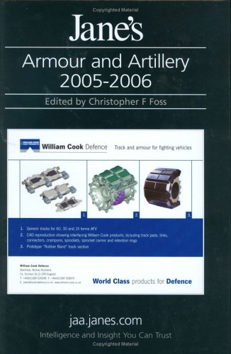 9780710626868: Jane's Armour and Artillery 2005-2006