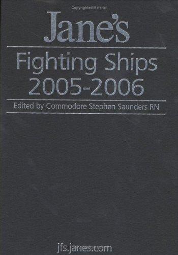 9780710626929: Jane's Fighting Ships 2005-2006