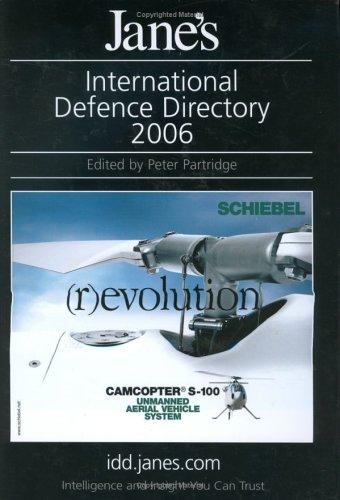 Jane's International Defence Directory 2006: Peter Partridge