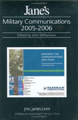 9780710626998: Jane's Military Communications 2005-06