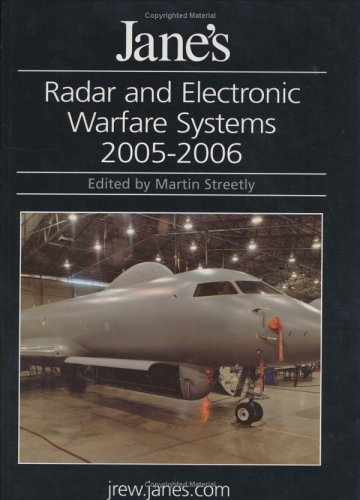 9780710627049: Jane's Radar and Electronic Warfare Systems [With Bookmark]
