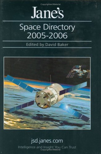 Jane's space directory 2005-2006: Baker,David (editor)