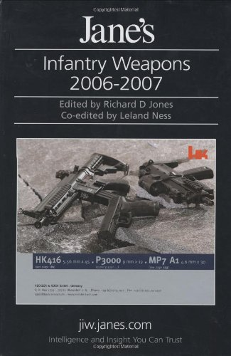 Jane's Infantry Weapons 2006/2007 (Jane's Weapon Systems Infantry)