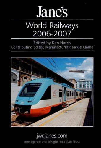 9780710627711: Jane's World Railways 2006/2007