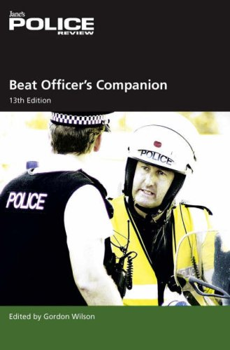 The Beat Officer's Companion 2007/2008 (Janes Police Handbooks)