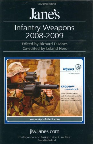 9780710628343: Jane's Infantry Weapons 2008-2009