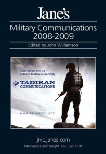 Jane's Military Communications 2008-2009