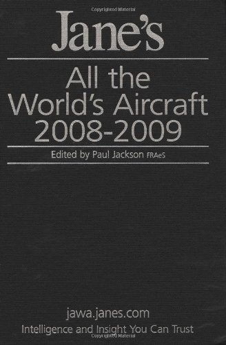 Jane's All the World's Aircraft 2008/2009 (IHS: Jackson, P