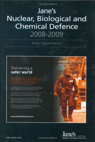 9780710628534: Jane's Nuclear, Biological Chemical Defence 2008-2009