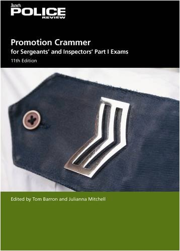 9780710628664: Promotion Crammer for Sergeants' and Inspectors' Part 1 Exams (Janes Police Review): Pt. 1