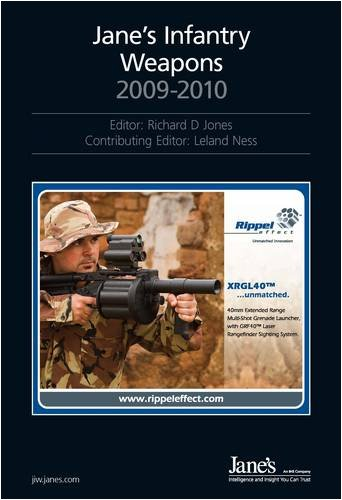 9780710628695: Jane's Infantry Weapons 2009/2010 (Jane's Weapon Systems Infantry)