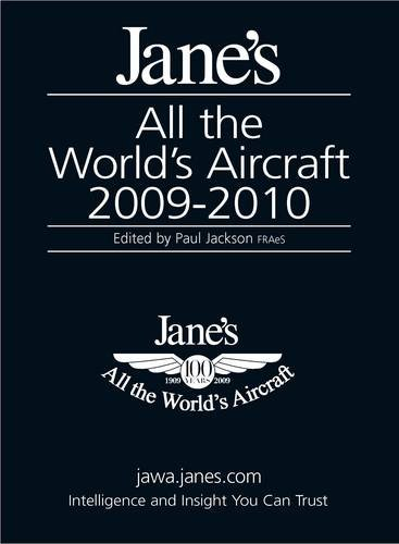9780710628800: Jane's All the World's Aircraft