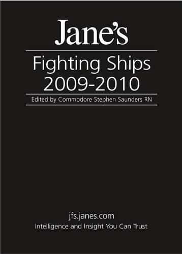 9780710628886: Jane's Fighting Ships