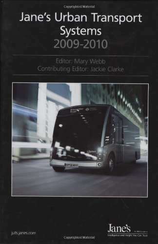 9780710629036: Jane's Urban Transport Systems 2009-2010