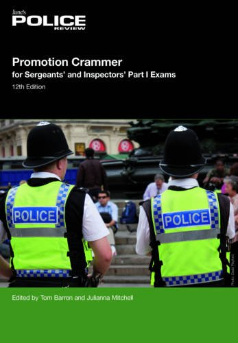 9780710629050: Promotion Crammer for Sergeants and Inspectors Part 1 Exams