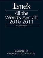 9780710629166: Jane's All the World's Aircraft 2010 - 2011 (IHS Jane's All the World's Aircraft)