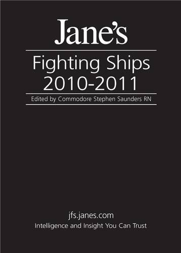 9780710629203: Jane's Fighting Ships