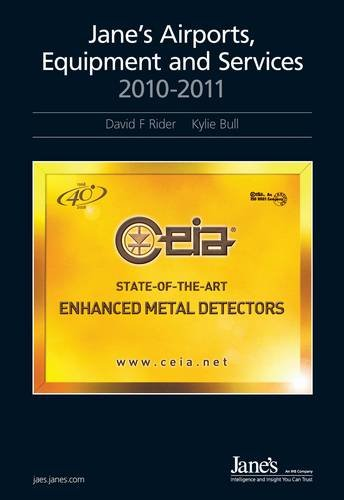 9780710629234: Jane's Airports, Equipment and Services 2010-2011