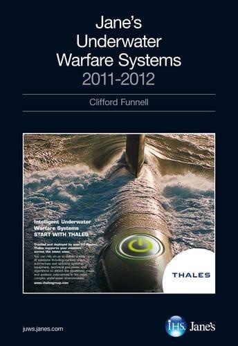 9780710629494: Jane's Underwater Warfare Systems 2011-2012