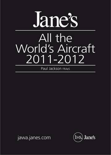 9780710629555: Jane's All the World's Aircraft 2011-2012
