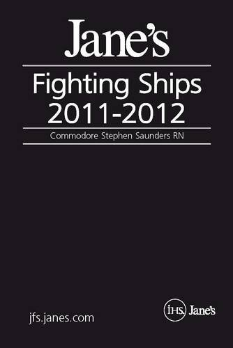 9780710629593: Janes Fighting Ships 2011-2012